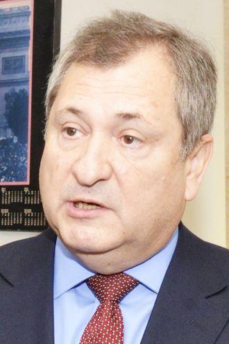 Eugenio Jiménez Rolón, ministro de la Corte.