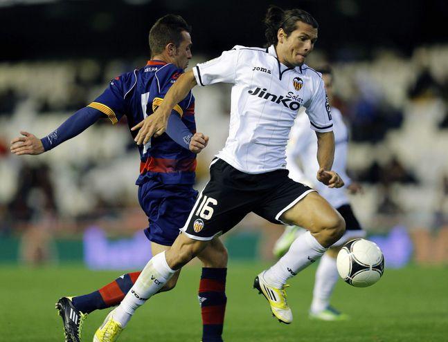 Gracias a su talento, Nelson Haedo Valdez se destacó en el fútbol paraguayo e internacional.