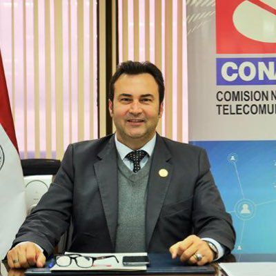 Andrés Gubetich, actual titular de Conatel.