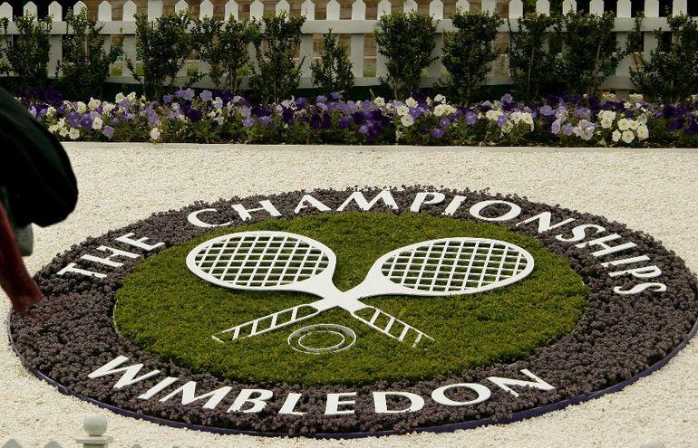 El emblemático torneo de Grand Slam de Wimbledon, en duda.
