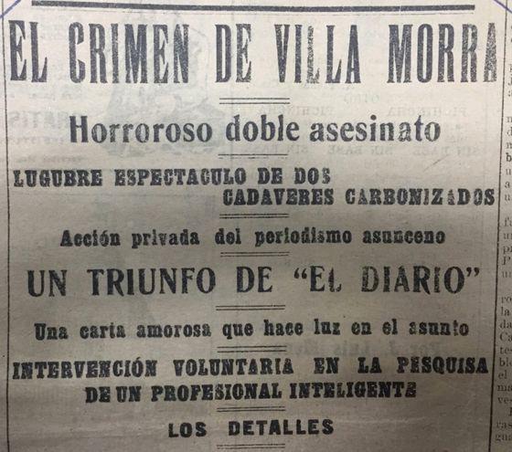 El caso Gastón Gadin.