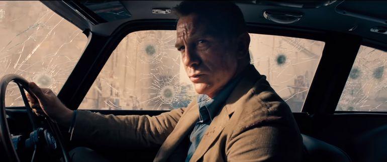 """Daniel Craig en """"Sin tiempo para morir""""."""