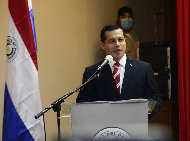 El presidente de la ANDE, Ing. Félix Sosa, admitió los desafíos que tiene al frente de la estatal.