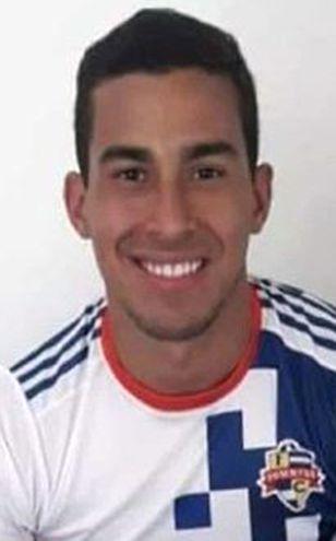 Fernando Insaurralde Cantero, de 24 años.