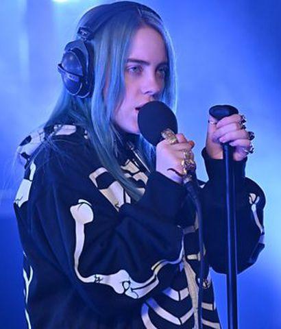 Billie Eilish.