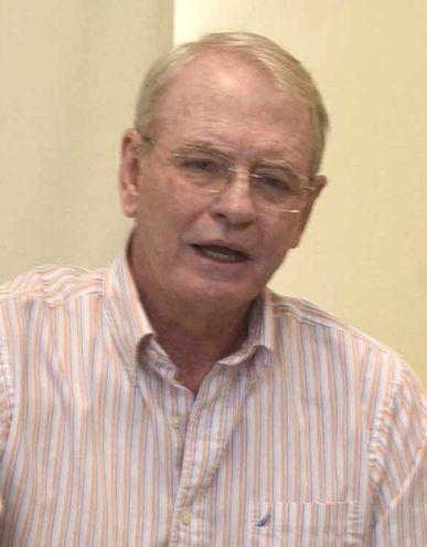 Pedro Galli, presidente de la Asociación Rural del Paraguay (ARP). Cuestionó posible despojo de reserva.