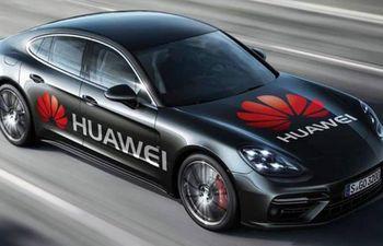 El automóvil de Huawei