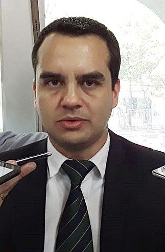 Alfredo Delgado, presidente de la Fundación San Rafael.