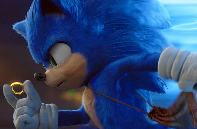 Sonic pegó el salto a la gran pantalla, en una película para toda la familia.