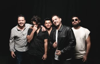 La banda paraguaya LaNuestra.