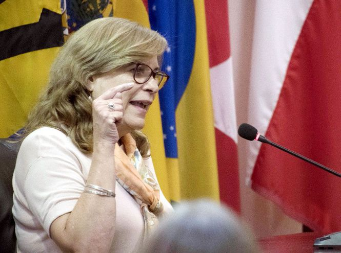 Cristina Arrom había acusado al actual ministro de Inteligencia, Esteban Aquino, de ser uno de los que secuestraron y torturaron a su hermano Juan Arrom.