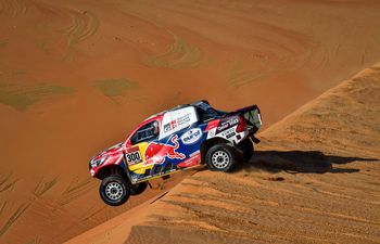 El Dakar 2022 tendrá más dunas en Arabia Saudita