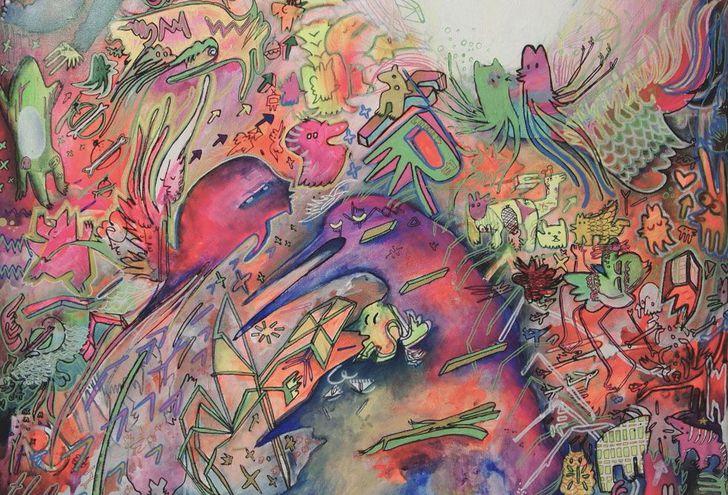 Fábrica expondrá pinturas de Boesmi - Artes y Espectáculos - ABC Color