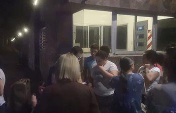 Paraguayos denuncian trato discriminativo en Hotel de Salta.