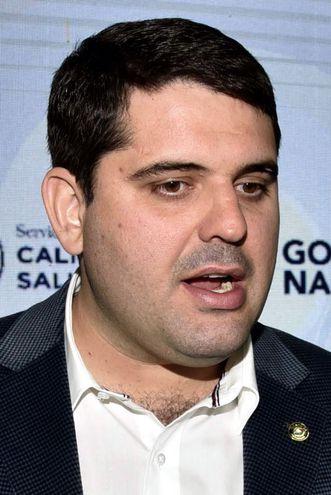 José Carlos Martin, titular de Senacsa.