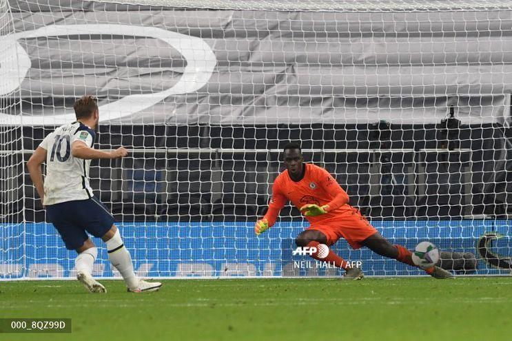 Tottenham eliminó en los penales al Chelsea.