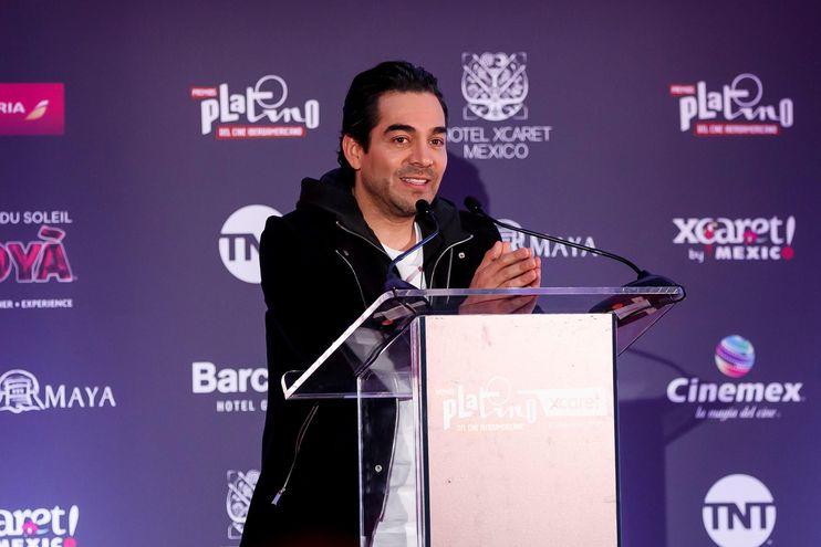 El actor mexicano Omar Chaparro será el presentador de la VII edición de los Premios Platino Xcaret 2020.