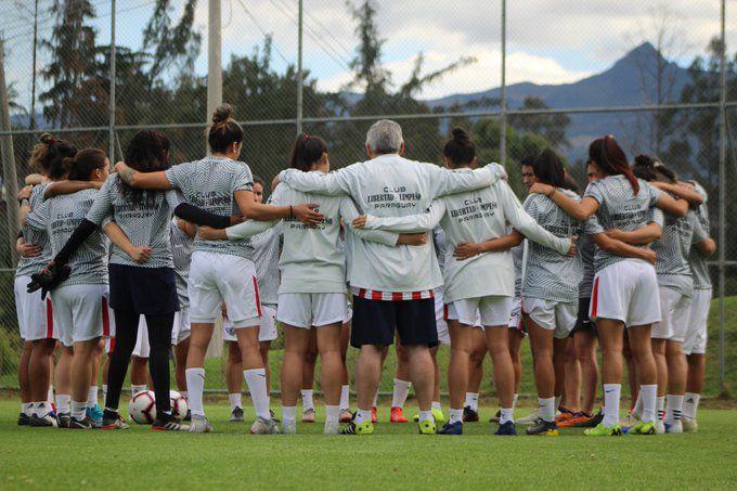 Libertad-Limpeño, Copa Libertadores Femenina.