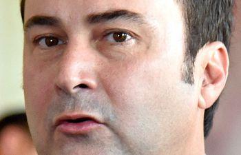 Andrés Gubetich, titular del Instituto de Previsión Social.