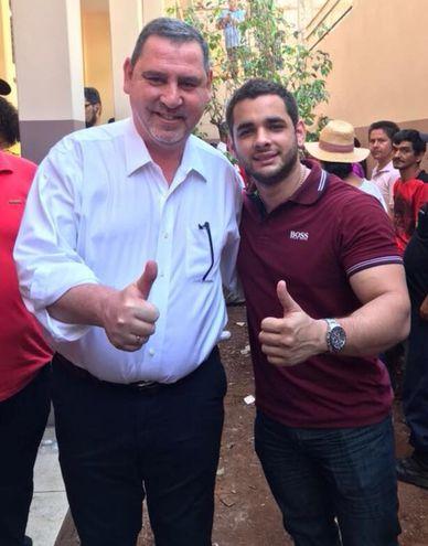 Perrier y Zacarías Irún estarían detrás del plan para reemplazar a Prieto en la Municipalidad Esteña.