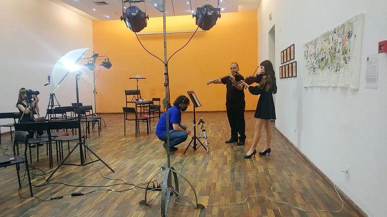 Versiones de concierto especialmente grabadas por los músicos del movimiento Pu Joa se presentarán en estas jornadas.