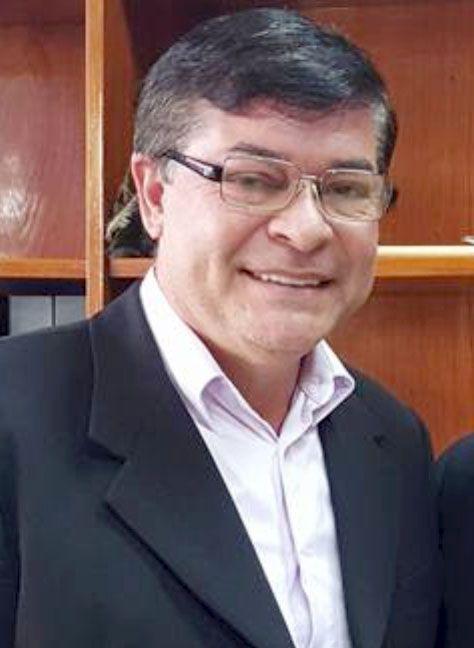 Digno Caballero (colorado cartista), intendente.