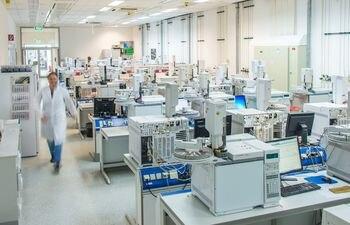 Laboratorios de Eurofins Scientic.