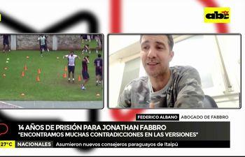 Mesa de Periodistas: 14 años de prisión a Fabbro