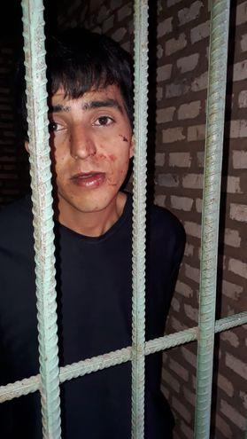 Francisco Javier Diaz se encuentra prófugo.