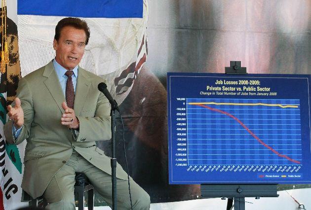 El actor estadounidense Arnold Schwarzenegger creará contenidos para Snapchat.