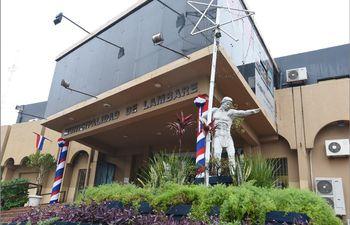 Municipalidad de Lambaré.