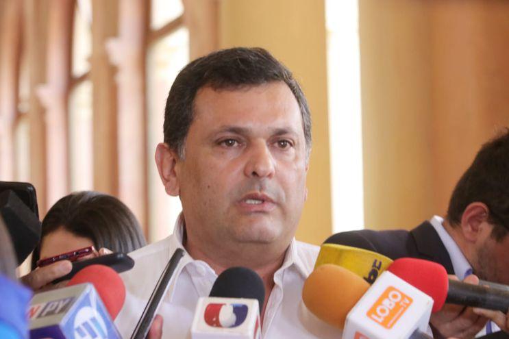 Edgar Olmedo fue designado por el presidente de la República Mario Abdo Benítez para ejercer la titularidad del Indi.