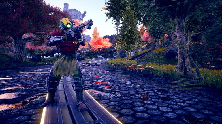"""The Outer Worlds"" está disponible en PC, PlayStation 4 y Xbox One."