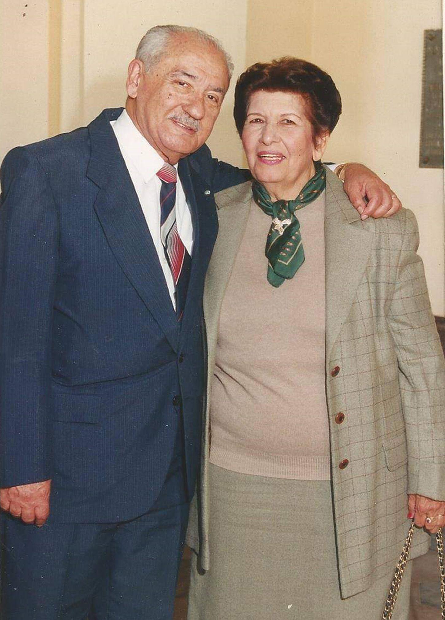 Amor y amistad. Pasaron los años y el amor siguió intacto.