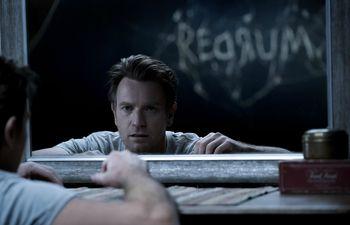 """Ewan McGregor como Dan Torrance en """"Doctor Sueño""""."""