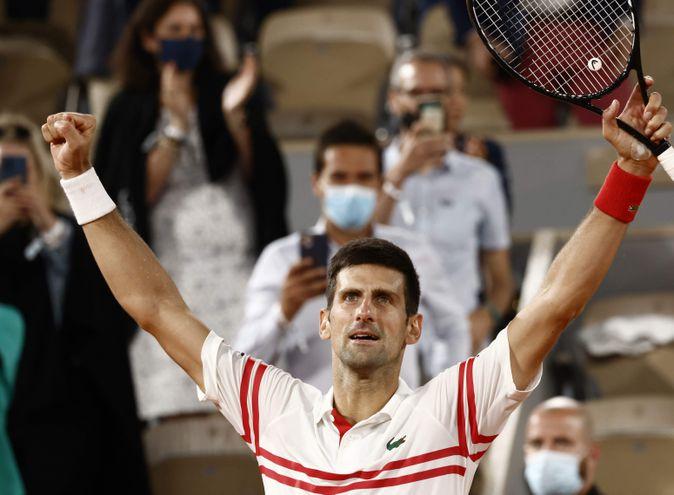 Djokovic se quedó con el triunfo y avanzó a la final.