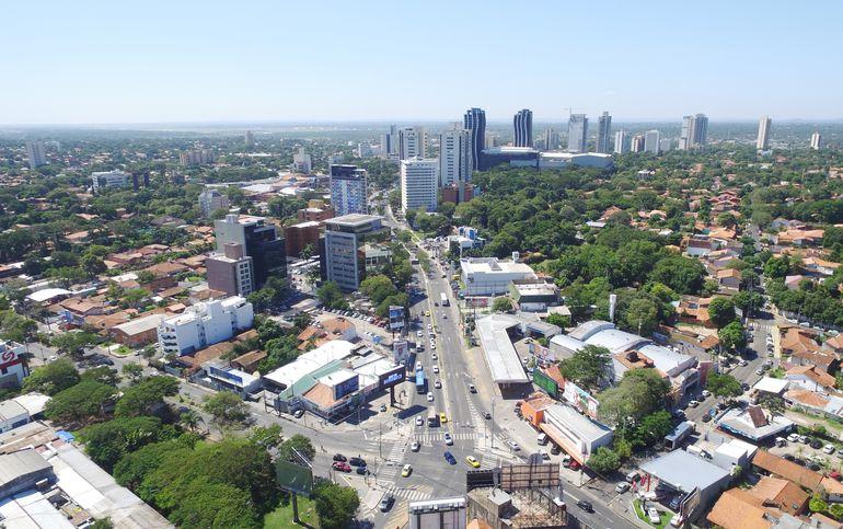 Enorme evasión  en Asunción