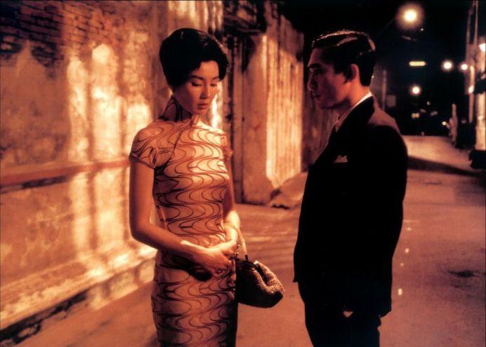 """""""Con ánimo de amar"""", del reconocido cineasta chino Wong Kar-Wai, se puede ver en el Ciclo Cinemarte."""