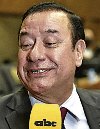 Diputado Miguel Cuevas (ANR, Añetete), acusado de supuesto enriquecimiento ilícito y declaración falsa.