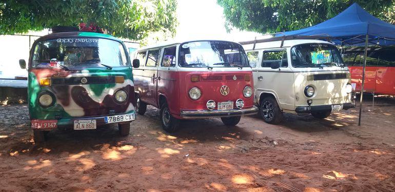 Este fin de semana será la exposición de autos antiguosVolkswagen