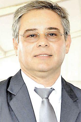 Raúl Mendoza (PLRA), intendente de San Antonio.