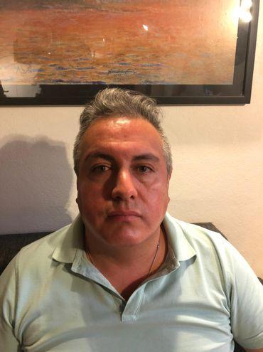 Ronier Sánchez Alonso, el detenido.