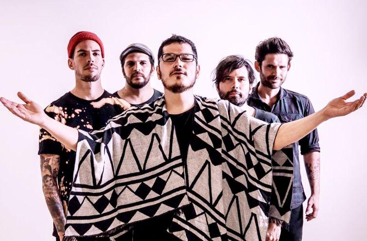 La agrupación musical Villagrán Bolaños actuará en Rockero este sábado.