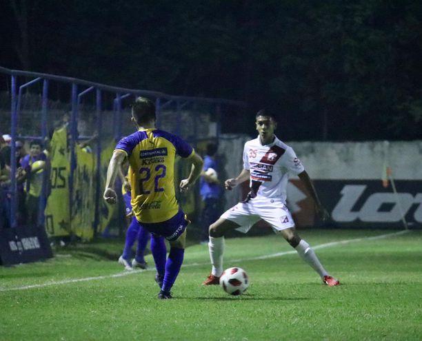 Sportivo Luqueño, River Plate