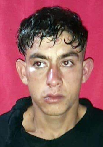 César Arrúa, detenido.