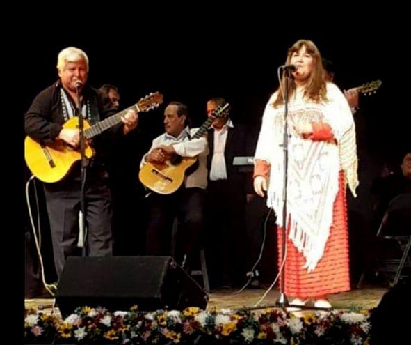 Paraguay Tres, con Guido y Elsa Cheaib.