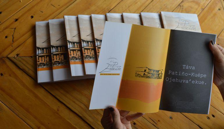 El libro dedicado a la estación Patiño se presenta hoy