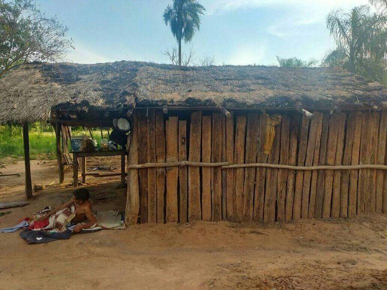 Piden ayuda para abuelos que viven en la indigencia en Mbuyapey - Nacionales - ABC Color