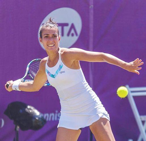 Verónica Cepede Royg se vuelve a presentar en un torneo en Estados Unidos hoy, ante la local Francesca Di Lorenzo.
