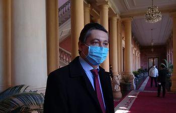 Iván Ojeda, de la DGEEC